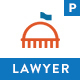 Lawyer - PSD Template Nulled