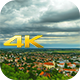 Storm Clouds Over the City - VideoHive Item for Sale