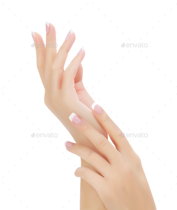 Female Hands - Miscellaneous Conceptual