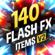 140 Flash FX Elements