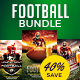 Football Flyers - GraphicRiver Item for Sale