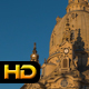 Frauenkirche at Sunset - VideoHive Item for Sale