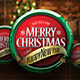 Christmas Badges Vol.01 - GraphicRiver Item for Sale