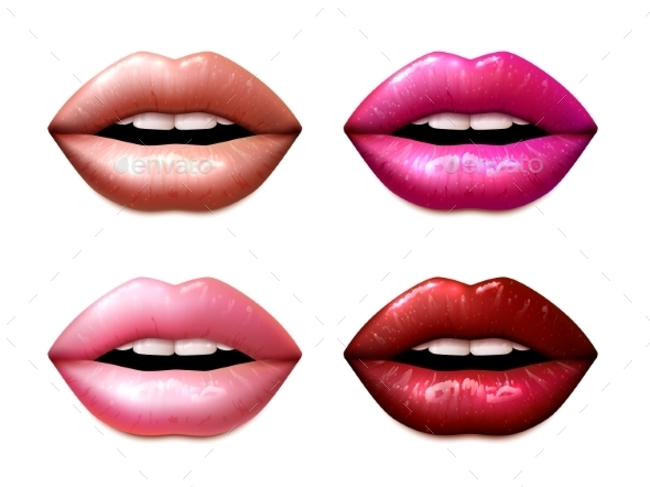 Lipstic Samples Set