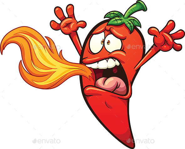 Hot Chili Pepper - Miscellaneous Characters