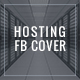 Hosting Facebook Cover - GraphicRiver Item for Sale