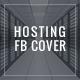 Hosting Facebook Cover - GraphicRiver Item for Sale