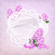 Lilac Romantic Background - GraphicRiver Item for Sale