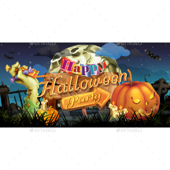 Happy Halloween Party - Miscellaneous Seasons/Holidays