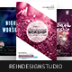 Church Worship Flyer Bundle - GraphicRiver Item for Sale