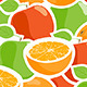 Fruits Background Set - GraphicRiver Item for Sale