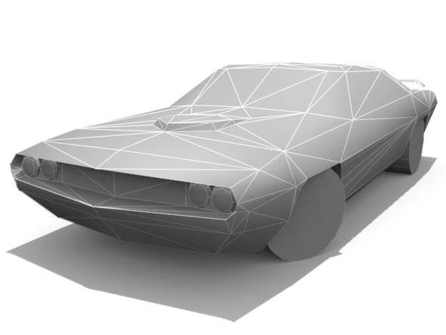 Driver: San Francisco Challenger - Base - 3DOcean Item for Sale