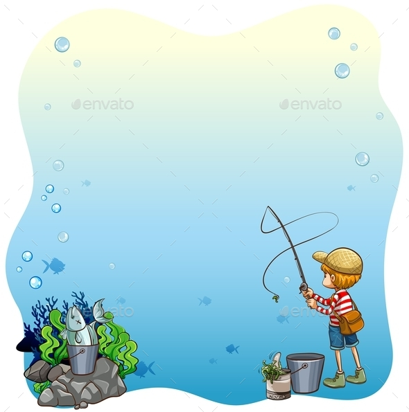 Fishing - Miscellaneous Conceptual