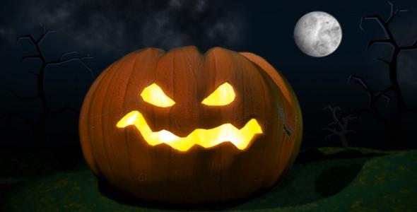 Happy Halloween Bumper