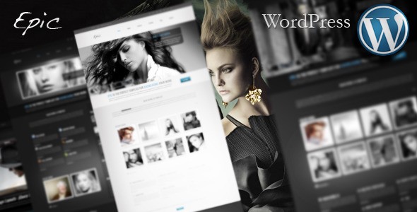 Free Download Epic WordPress Theme Nulled Latest Version