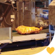 Potatoes After Packaging in Small Factory - VideoHive Item for Sale