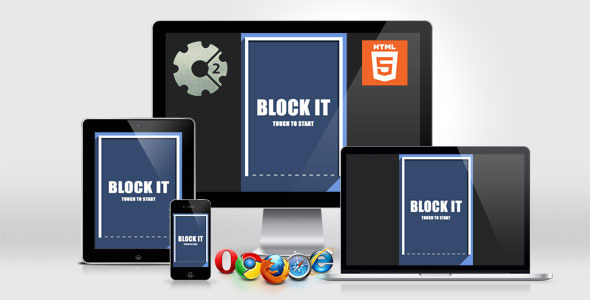 Block It - HTML5 Casual Game - CodeCanyon Item for Sale