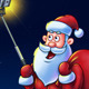 Santa Claus with Selfie Stick - GraphicRiver Item for Sale