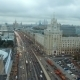 Aerial Moscow City Panorama - VideoHive Item for Sale