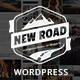 NewRoad - A Responsive WordPress Blog Theme Nulled