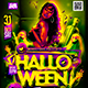 Halloween Party Konnekt - GraphicRiver Item for Sale