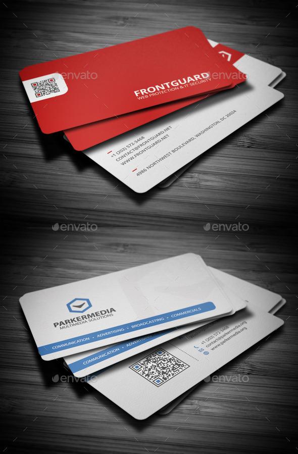 Business Cards Bundle #4 - Business Cards Print Templates