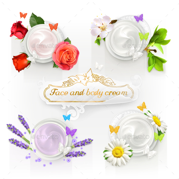 Cream Vector Illustrations - Miscellaneous Vectors