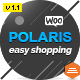 Polaris — Minimal & Powerful Multipurpose WooCommerce Theme - ThemeForest Item for Sale
