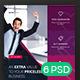 Corporate Flyer - 6 Multipurpose Business Templates vol 7 - GraphicRiver Item for Sale