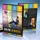 Corporate Business DVD Cover Template V03