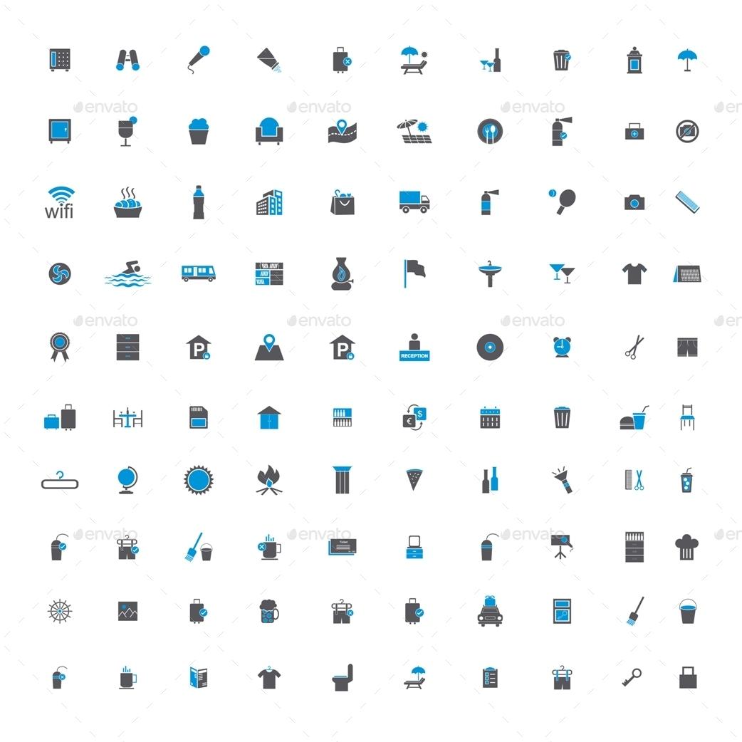 900 Web Icons