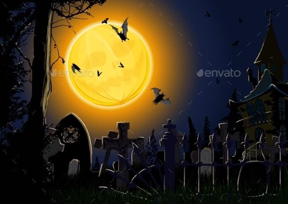 Halloween Card - Halloween Seasons/Holidays
