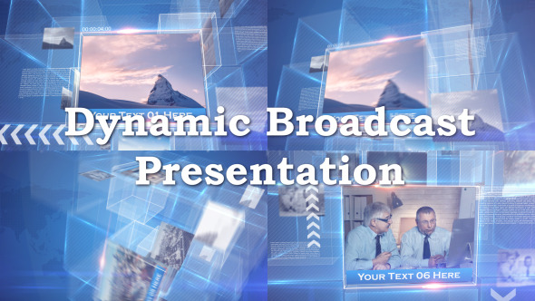 Dynamic Broadcast Presentation