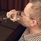 Man Drinks Water - VideoHive Item for Sale