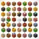 Mine Cube Elements Isometric - GraphicRiver Item for Sale