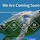 Seas Coming Soon Page Template - GraphicRiver Item for Sale