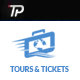 Tours & Tickets - HTML Template