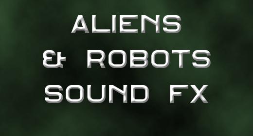Aliens & Robots
