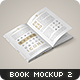Book Mock-Up Set - 2 - GraphicRiver Item for Sale