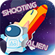 Shooting Alien. Xcode 7, Swift 2, iOS 8.x/9.x - CodeCanyon Item for Sale