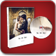 Wedding DVD Cover 07 - GraphicRiver Item for Sale