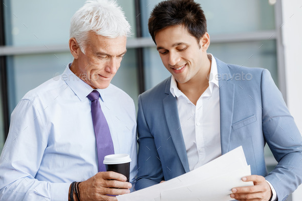 Discussion is the way to solution - Stock Photo - Images