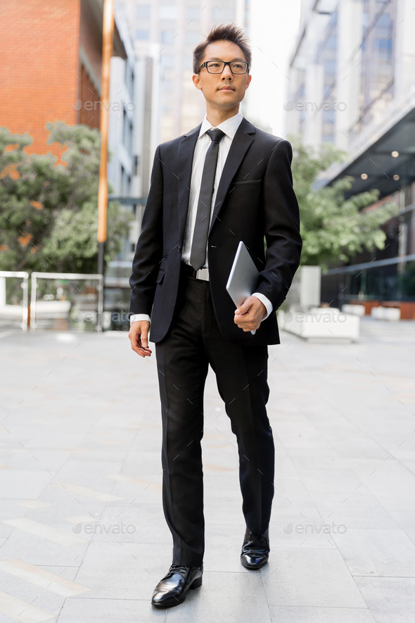 On my way to success - Stock Photo - Images
