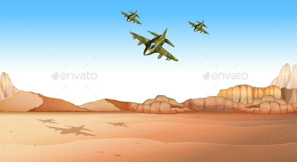 Battle Field - Miscellaneous Vectors