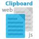 Copyrovalka.js - Web Clipboard