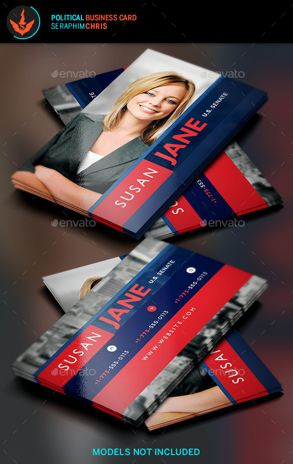 Jane political business card template 2 by seraphimchris graphicriver jane political business card template 2 corporate business cards colourmoves