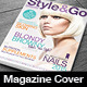 Beauty & Style magazine cover - GraphicRiver Item for Sale