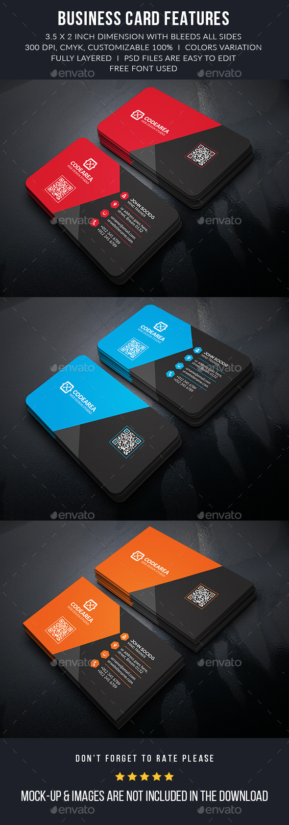 Creative Corporate Business Cards - Corporate Business Cards
