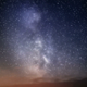 Milky Way In The Clouds - VideoHive Item for Sale