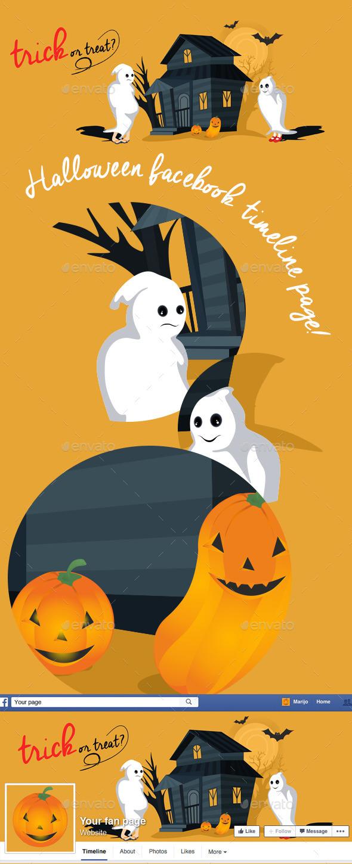 Halloween Facebook Timeline Cover - Facebook Timeline Covers Social Media